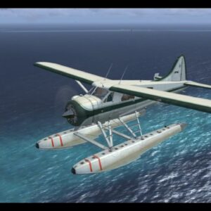 [FSX] Exploring Maldives with de Havilland Canada DHC-2 Beaver
