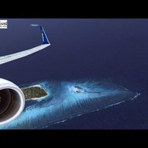 [FSX] Flydubai 559 - Dubai/DXB to Malé/MLE