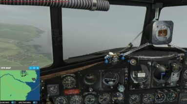 In Clouds with the DC3