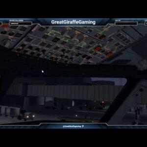 KAUS-KLAX full flight