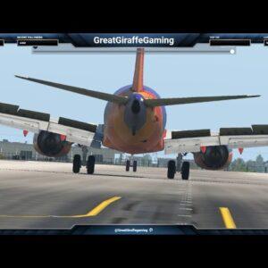 Landing in Dallas love field