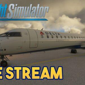Microsoft Flight Simulator 2020  -  AIRLINER TUESDAY  -  CRJ