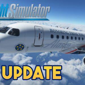 Microsoft Flight Simulator 2020 BIG PERFORMANCE UPDATE
