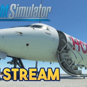 Microsoft Flight Simulator 2020 - GIBRALTAR TO MADEIRA EPIC LANDINGS