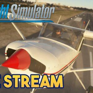Microsoft Flight Simulator 2020  -  HOME GROUND ADVANTAGE