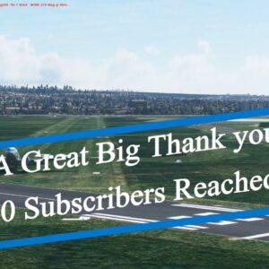 Microsoft Flight Simulator 2020 Just to say Thank you
