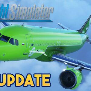 Microsoft Flight Simulator 2020 LATEST SIM UPDATE