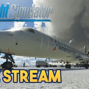 Microsoft Flight Simulator 2020 - MILK RUN USA