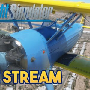 Microsoft Flight Simulator 2020 - PT-17 STEARMAN