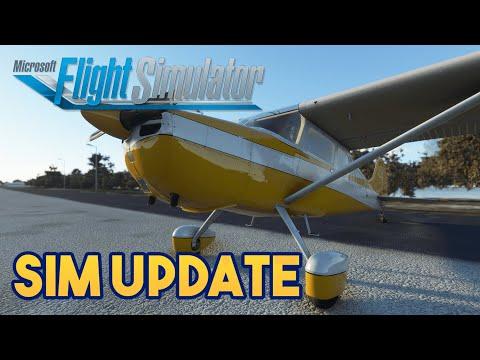 Microsoft Flight Simulator 2020 SIM UPDATE