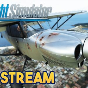 Microsoft Flight Simulator 2020 - SRI LANKA BUSH TRIP 2