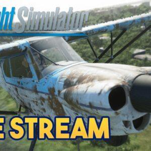 Microsoft Flight Simulator 2020  -  SRI LANKA BUSH TRIP