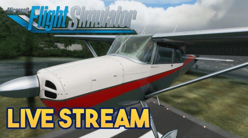 Microsoft Flight Simulator 2020 - TAHITI BUSH TRIP