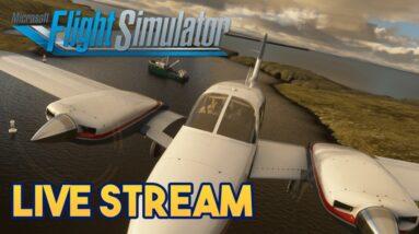 Microsoft Flight Simulator 2020 - TWINS IN SKERRIES