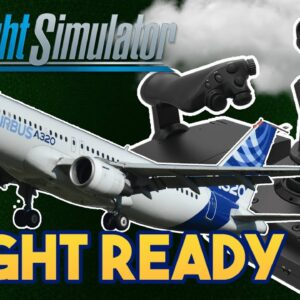 Microsoft Flight Simulator 2020 XBOX FLIGHT CONTROLLERS