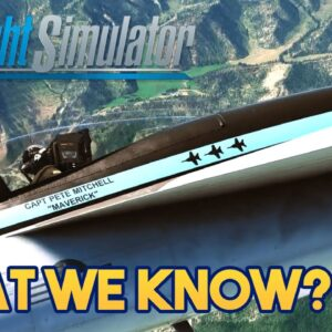 Microsoft Flight Simulator 2020 XBOX RELEASE - WHAT WE KNOW?
