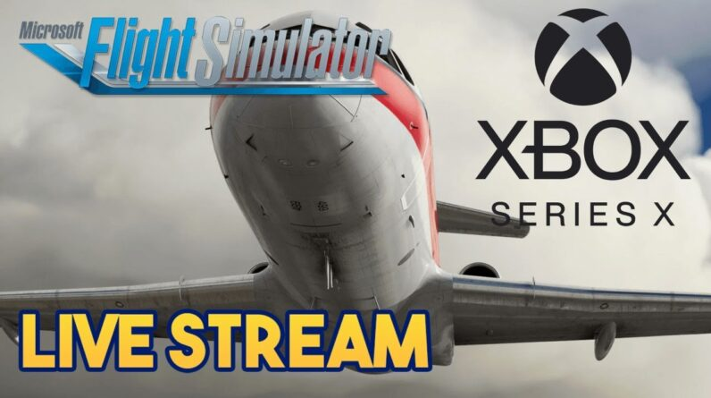 Microsoft Flight Simulator 2020 - XBOX SERIES X EARLY ACCESS