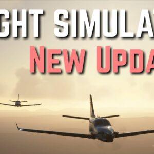 Microsoft Flight Simulator UPDATE | World, Bug Fixes, VR & More!