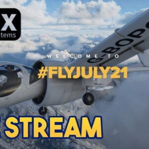 ORBX Fly July Panel Discussion: The Future of At-Home Flight Simulation