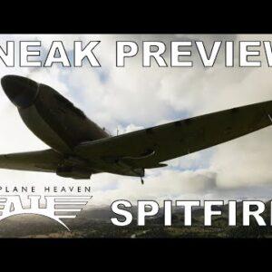 Aeroplane Heaven Supermarine Spitfire MK Ia | Sneak Preview! | Microsoft Flight Simulator 2020