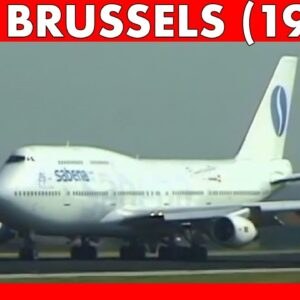 Plane Spotting Memories from BRUSSELS AIRPORT (1998-2012)