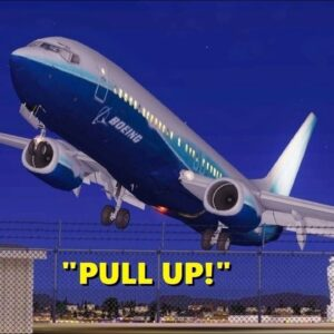 Pilot Attempts Takeoff with ONE ENGINE! Flight Simulator X (Multiplayer Trolling)