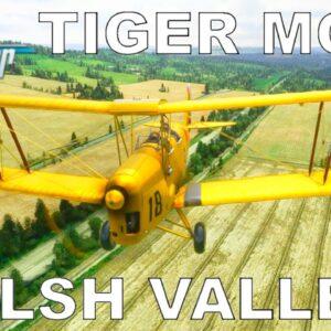Cruising in the Tiger Moth | Legacy Importer Tool | Full Flight | Microsoft Flight Simulator