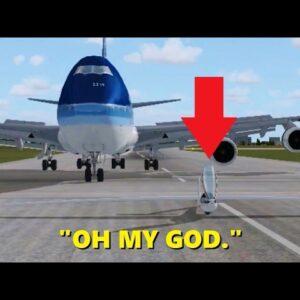 Trolling a FAN in Flight Simulator X! (Multiplayer F-18 Intercept)