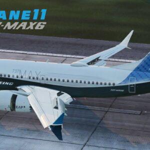 X-Plane 11 | KSEA ILS 16R Approach | Boeing 737 MAX-6