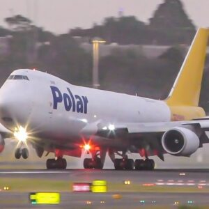 30 Minutes of HEAVY CARGO Freighters at Sydney Airport
