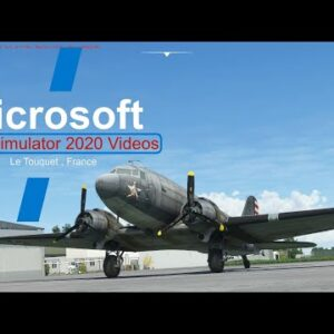 Microsoft Flight Simulator 2020 Custom third party scenery - Reaction to SUD5 and LOD's of 580