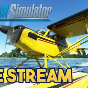 Microsoft Flight Simulator 2020 - FLOAT PLANES IN THE PACIFIC