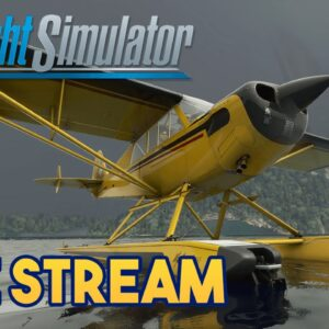 Microsoft Flight Simulator 2020 -  ORBX ALASKA MESH
