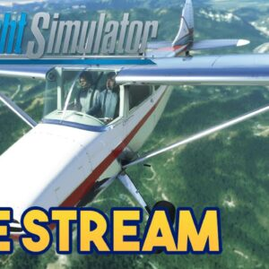 Microsoft Flight Simulator 2020 -  YELLOWSTONE
