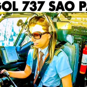 GOL🇧🇷 Boeing 737-700 Takeoff from Sao Paulo Congonhas Airport