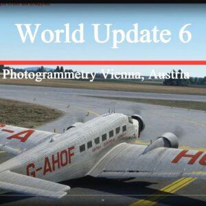 Microsoft Flight Simulator 2020 World Update 6 | Vienna Photogrammetry | Its not pretty!