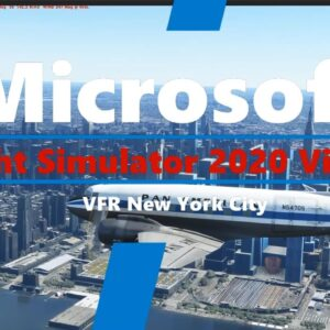 Microsoft Flight Simulator 2020 New York City | Pan American DC3 Dakota | Sightseeing Flight