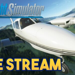Microsoft Flight Simulator 2020 -  EPIC MOUNTAIN