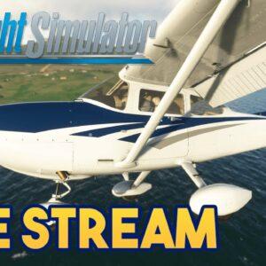 Microsoft Flight Simulator 2020 -  FALKLAND ISLAND