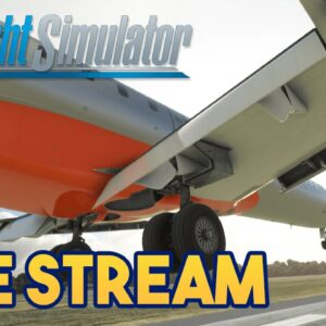 Microsoft Flight Simulator 2020 -  JETSTAR REGIONAL FLIGHT