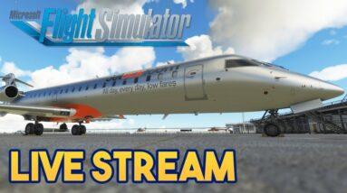 Microsoft Flight Simulator 2020 -  70K SUBSCRIBER CELBRATION - STREAM 1