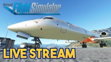 Microsoft Flight Simulator 2020 -  70K SUBSCRIBER CELBRATION - STREAM 6