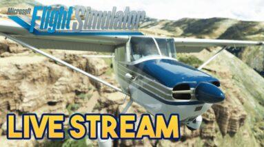 Microsoft Flight Simulator 2020 -  EPIC LESOTHO