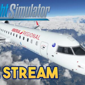 Microsoft Flight Simulator 2020 -  MADRID TO CASABLANCA RETURN